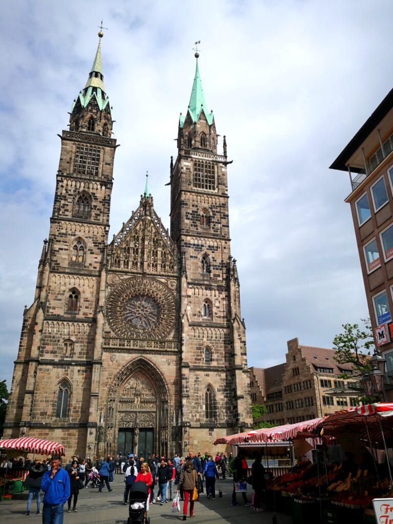 Norimberga: luci ed ombre