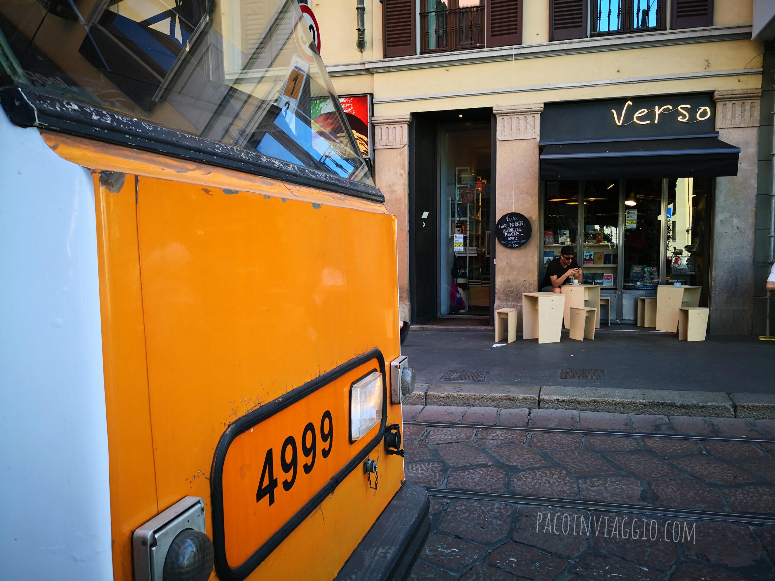 """Milano: """"Verso"""" un libro"""