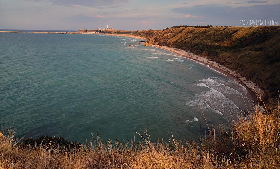 Seguire l'istinto verso Punta Aderci