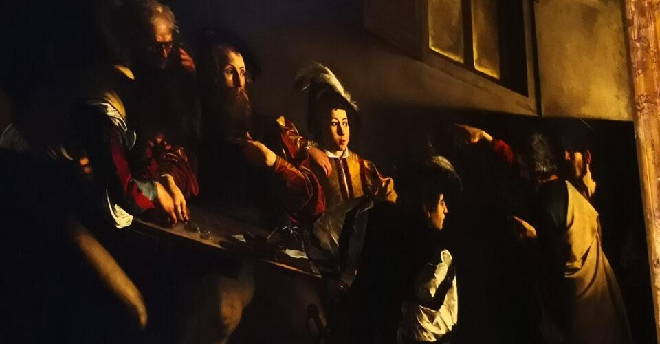 Roma, Caravaggio ed il viaggiatore distratto
